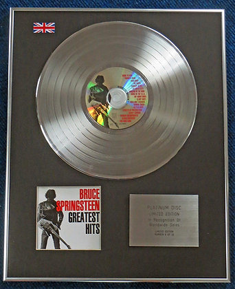 Bruce Springsteen  -Greatest Hits