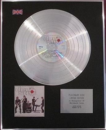 STATUS QUO - CD Platinum Disc - DON'T STOP
