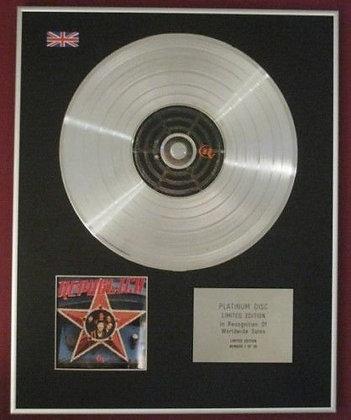 REPUBLICA  - Platinum Disc - REPUBLICA