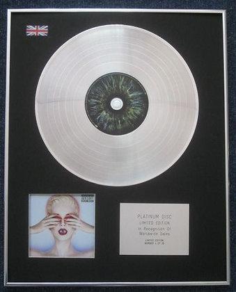 Katy Perry  -Witness
