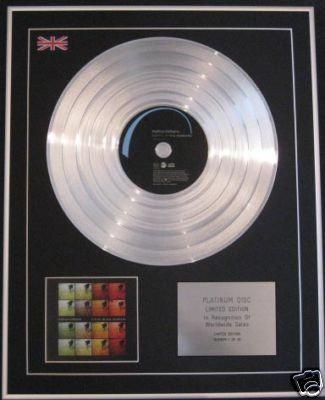 KATHRYN WILLIAMS-CD Platinum Disc-LITTLE BLACK NUMBERS