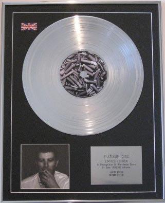 ARCTIC MONKEYS - CD Platinum Disc- WHATEVER PEOPLE SAY