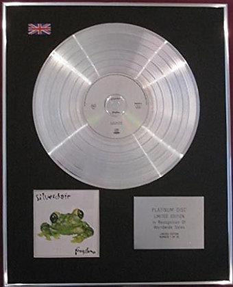 SILVERCHAIR - CD Platinum Disc - FROGSTOMP