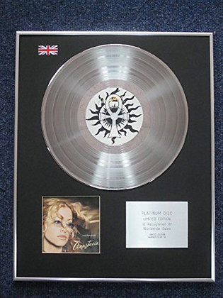 Anastacia - Limited Edition CD Platinum LP Disc - Not that Kind