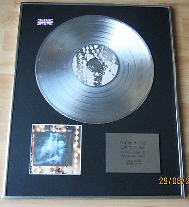 PRINCE & THE NEW POWER GENERATION - CD Platinum Disc - DIAMONDS & PEARLS