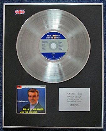Billy J Kramer And Dakotas  -Listen