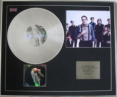 ARCADE FIRE  -  CD Platinum Disc + Photo - REFLECTOR