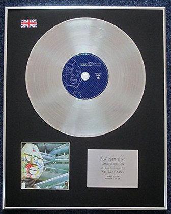 ALAN PARSONS PROJECT - Limited Edition CD Platinum LP Disc - I ROBOT