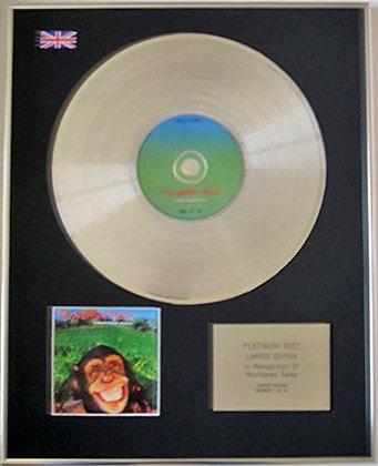 SUPERNATURALS - Ltd Editn CD Platinum Disc - IT DOSEN'T MATTER ANY MORE