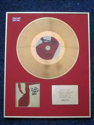 GRAHAM PARKER - CD 24 Carat Gold Coated LP Disc -THE UP ESCALATOR