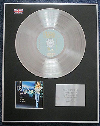 Deana Carter - CD Platinum LP Disc - Did I Shave My Legs for This?