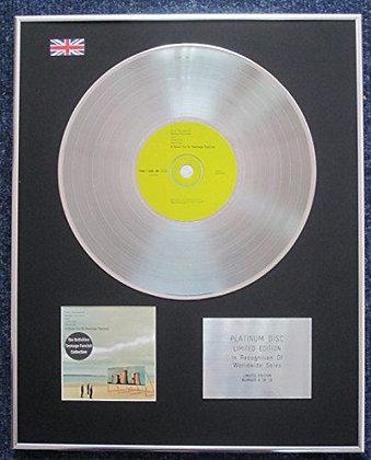 The Mighty Lemon Drops - Limited Edition CD Platinum LP Disc