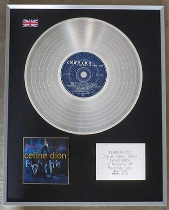 Celine Dion  -A New Day  - Live In Las Vega