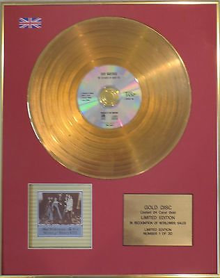 RICK WAKEMAN -Limited Edition 24 Carat CD Gold Disc-THE SIX WIVES OF HENRY V111
