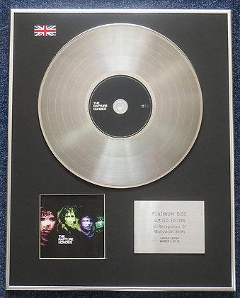 Echoes - Limited Edition CD Platinum LP Disc - The Rapture