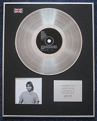 Brian McFadden - Limited Edition CD Platinum LP Disc - Irish Son