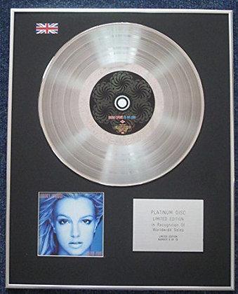 Britney Spears  -In The Zone