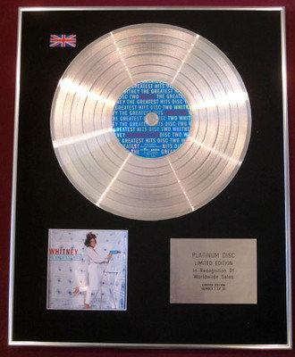 Whitney Houston  - Ltd   - Greatest Hits