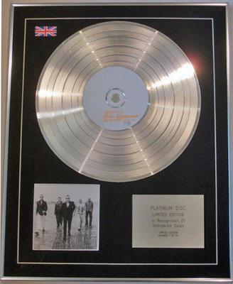DELIRIOUS - Limited Edition CD Platinum Disc -  AUDIO LESSONOVER