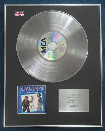 Shalamar  -The Greatest Hits