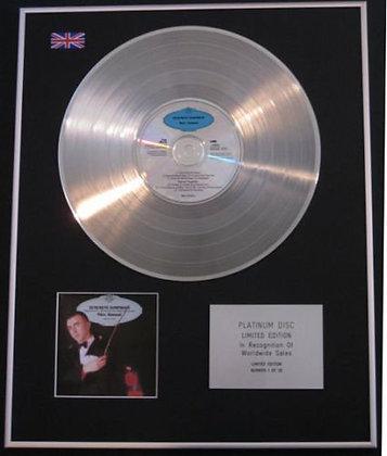 MARC ALMOND - Platinum Disc - TENEMENT SYMPHONY