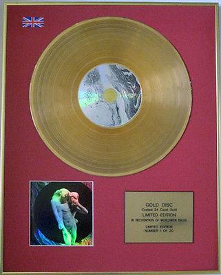ARCADE FIRE - Ltd Edition CD  24 Carat Gold Disc - REFLEKTOR