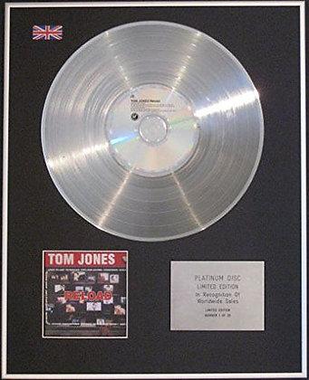 Tom Jones  - Platinum Disc  - Reload