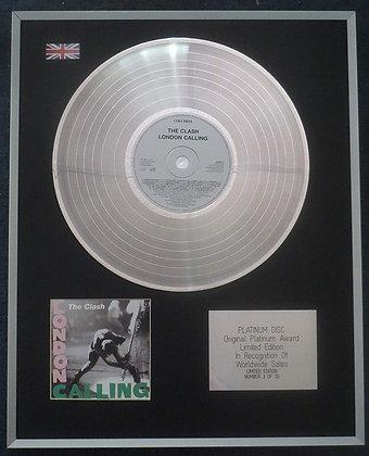 The Clash  -London Calling