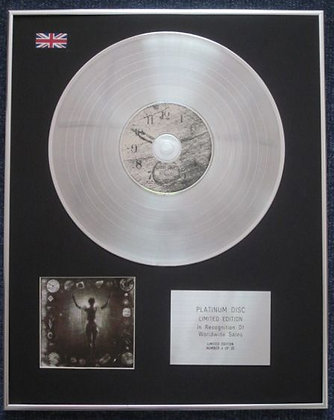 MINISTRY - CD Platinum LP Disc - Psalm 69: The Way to Succeed