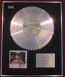 ALTERED IMAGES - CD Platinum Disc -  HAPPY BIRTHDAY