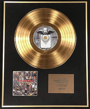 The Stone Roses - Exclusive Limited Edition 24 Carat Gold Disc - Second Coming