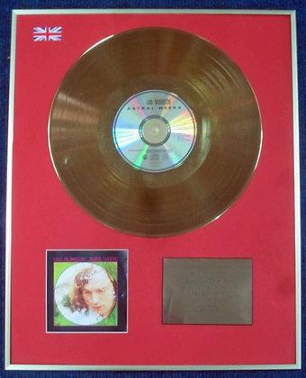 VAN MORRISON - Limited Edition CD 24 Carat Gold Coated LP Disc - ASTRAL WEEKS