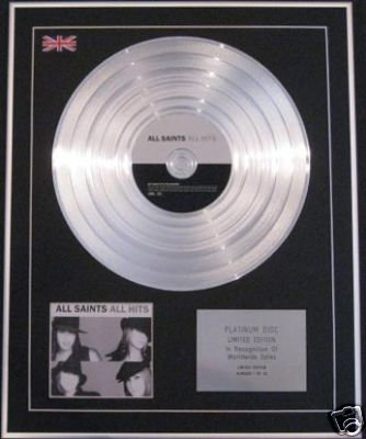 All Saints  - Ltd Edition   - All Hits