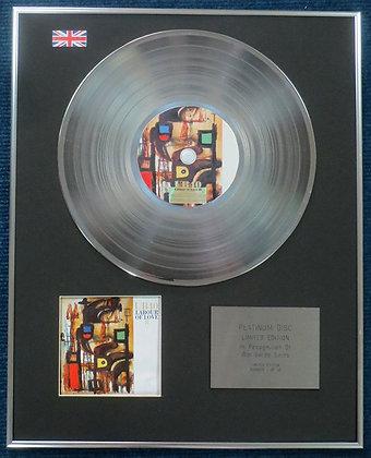 UB 40 Limited Edition CD Platinum LP Disc - Labour of Love 11