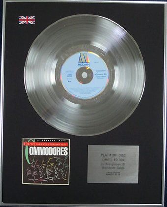 Commodores   -Greatest Hits