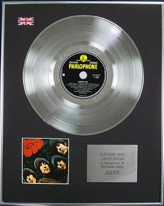 The Beatles  -Rubber Soul