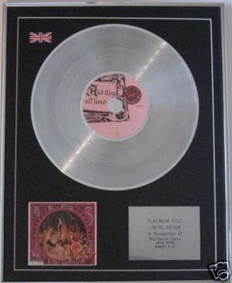 RUFUS WAINWRIGHT- CD Platinum Disc- WANT TWO