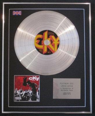 Cky  - Ltd Edtn   -Cky Volume 1