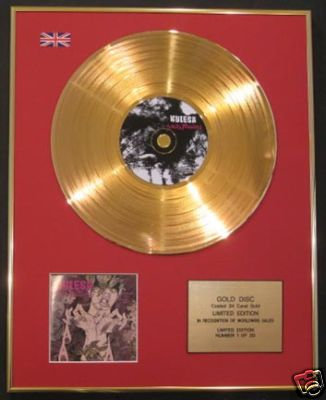 KYLESA - Ltd CD 24 Carat Gold Disc - STATIC TENTIONS
