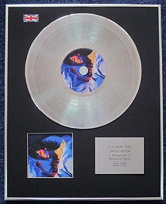Lorde - Limited Edition CD Platinum LP Disc - Melodrama