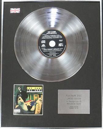 MAGIC HOUR - Limited Edition CD Platinum Disc - CAST ALBUM