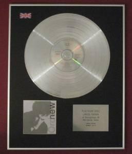 NEW ORDER - Platinum Disc-LOW-LIFE