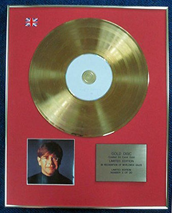 Elton John - Limited Edition CD 24 Carat Gold Coated LP Disc - Made in England