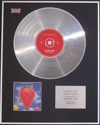 LIGHTNING SEEDS - CD Platinum Disc - JOLLIFICATION