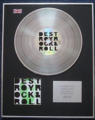 Mylo  -Destroy Rock N Roll