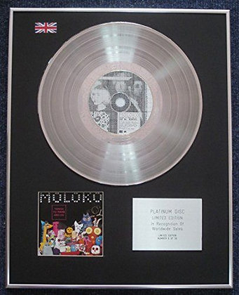 Moloko - Limited Edition CD Platinum LP Disc - Things to make and do