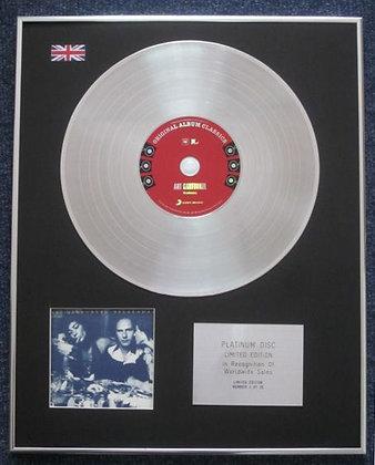 Art Garfunkel - Limited Edition CD Platinum LP Disc - Breakaway