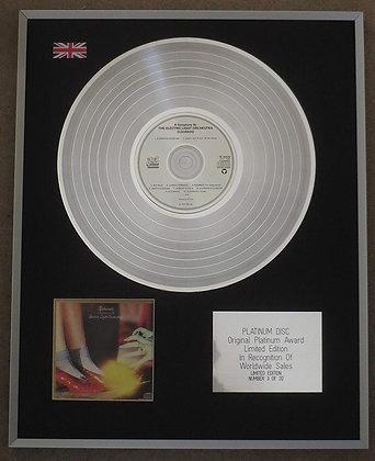 Electric Light Orchestra - Limited Edition CD Platinum LP Disc - Eldorado