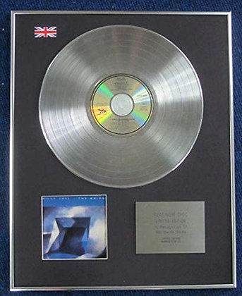 Billy Joel - Limited Edition CD Platinum LP Disc - The Bridge