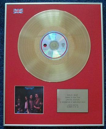 EAGLES - Limited Edition CD 24 Carat Gold Coated LP Disc - DESPERADO